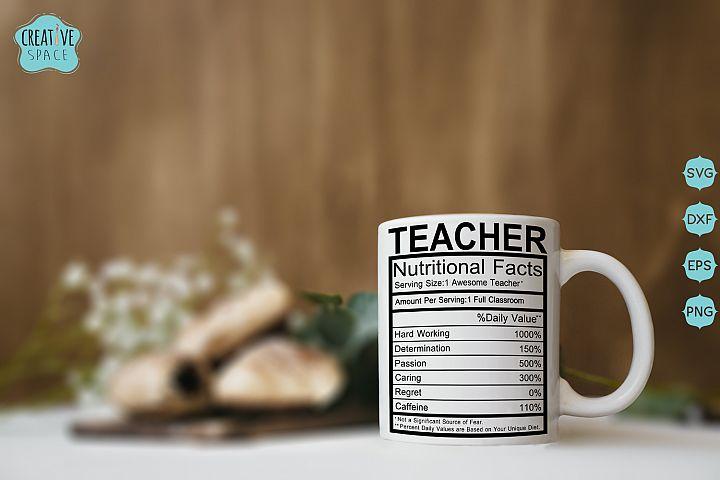Teacher SVG Bundle example 5