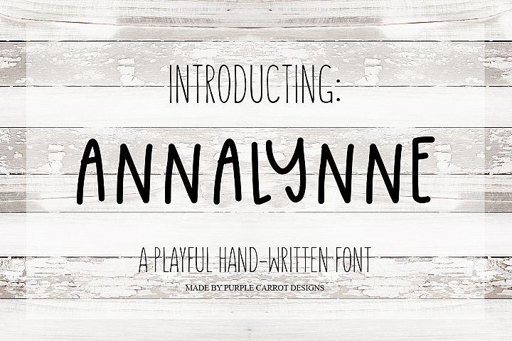 Annalynne Font