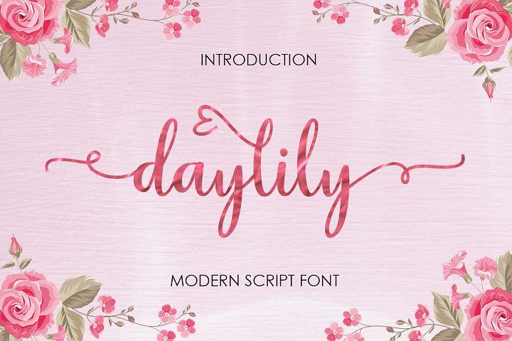 Daylily Script