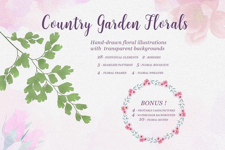 Country Garden Florals