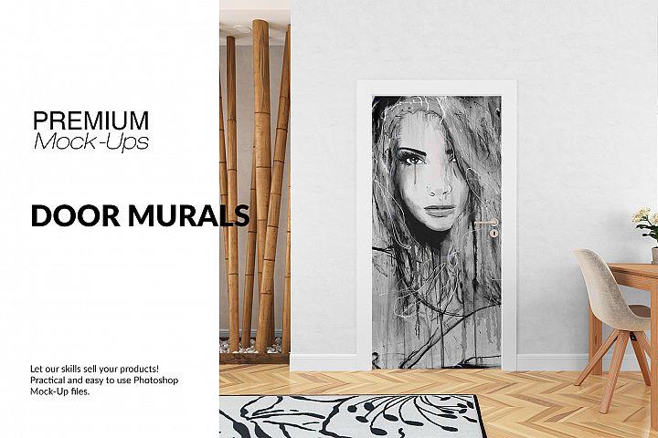 Door Murals Set