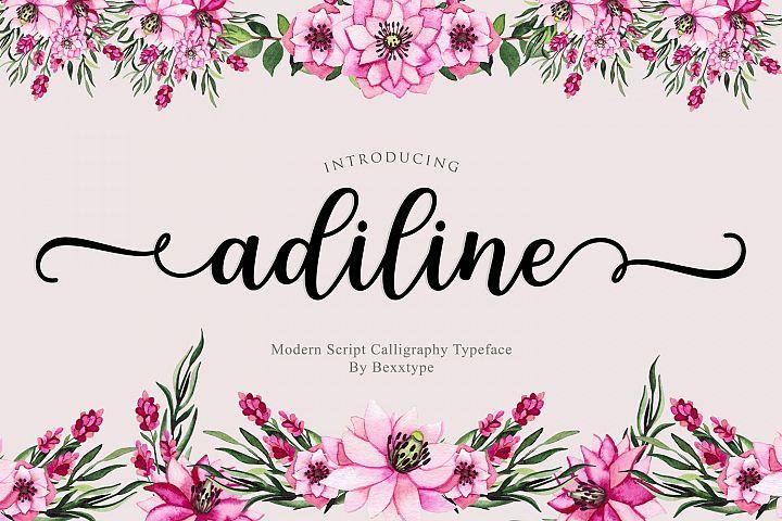 Adiline Script