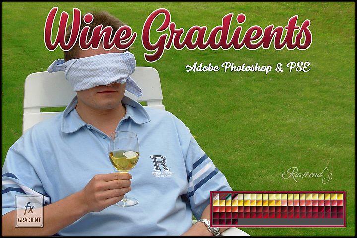 Wine Gradients