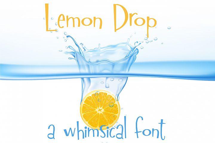 PN Lemon Drop example image 1