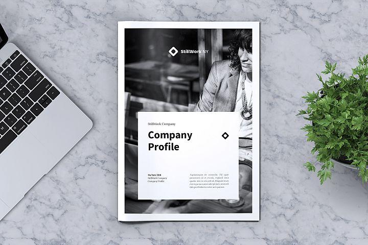 STILLWORK - Company Profile Brochure