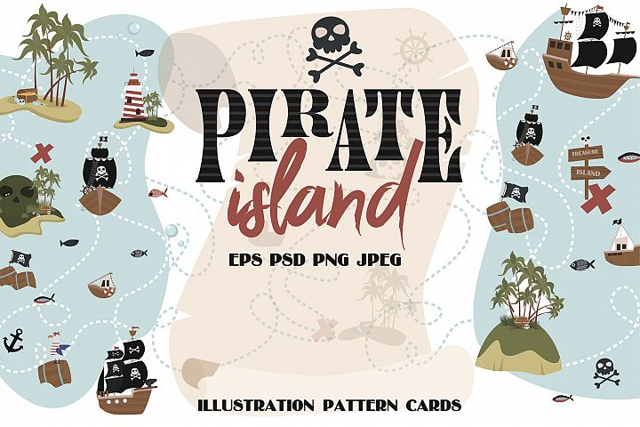 Pirate Island Collection