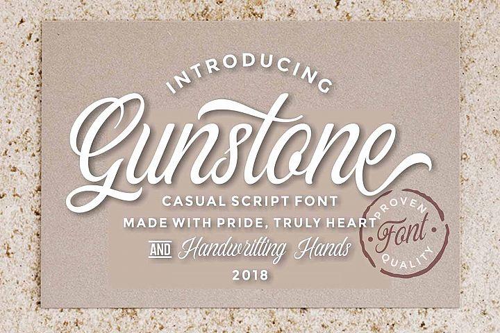 Gunstone Script