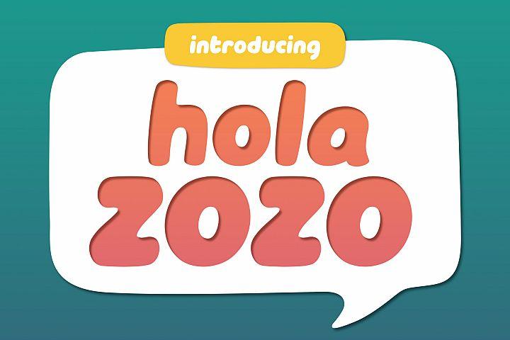 Hola Zozo