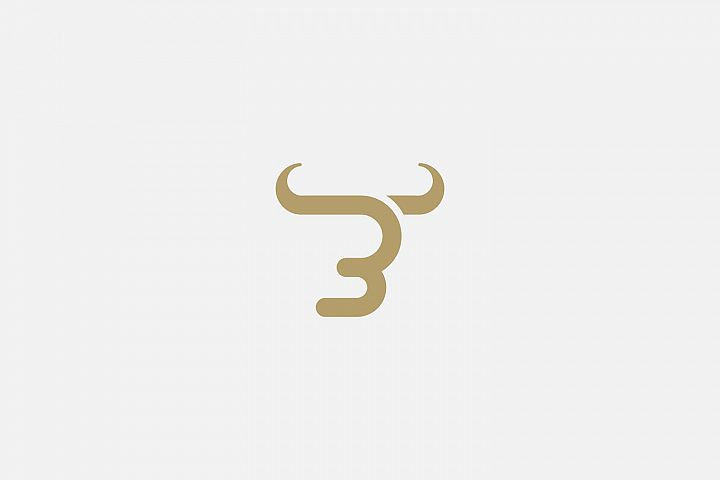 B for Buffalo Logo