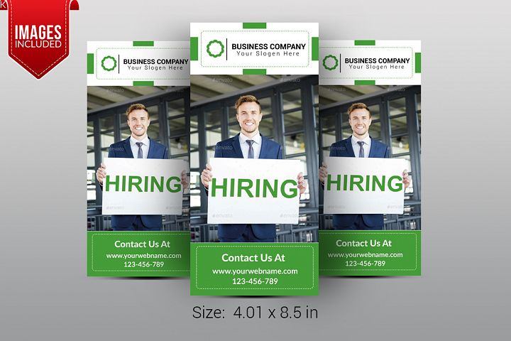 Business Company Flyer
