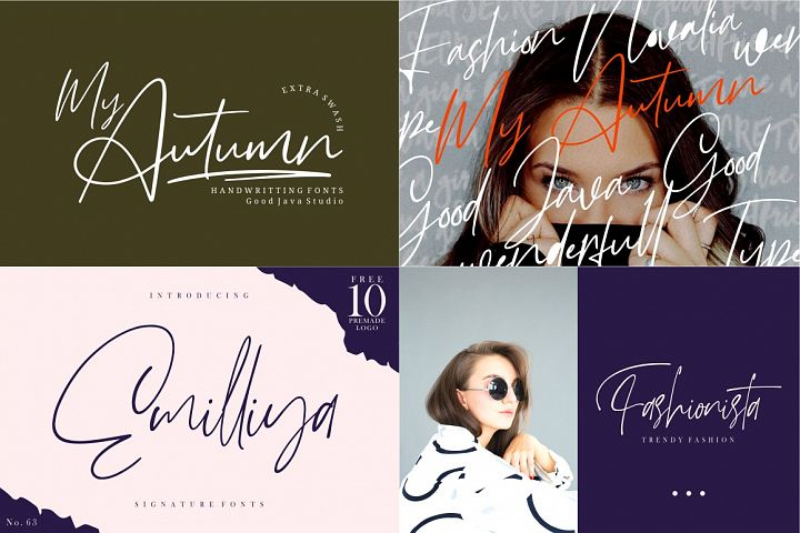 The Mega Valentine's Font Collections example image 11