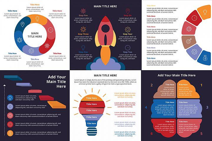 Flat Infographics Volume 01