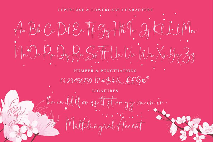 Helen Paris - Lovely Font example image 4
