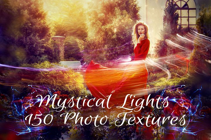 Mystical Lights - 150 Photo Textures