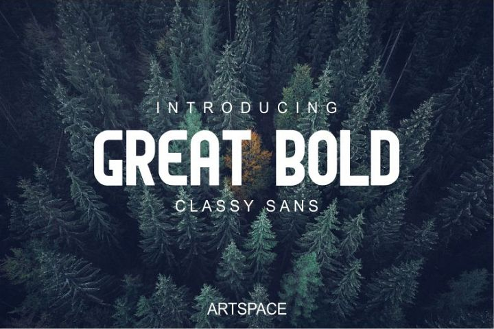 GREAT BOLD