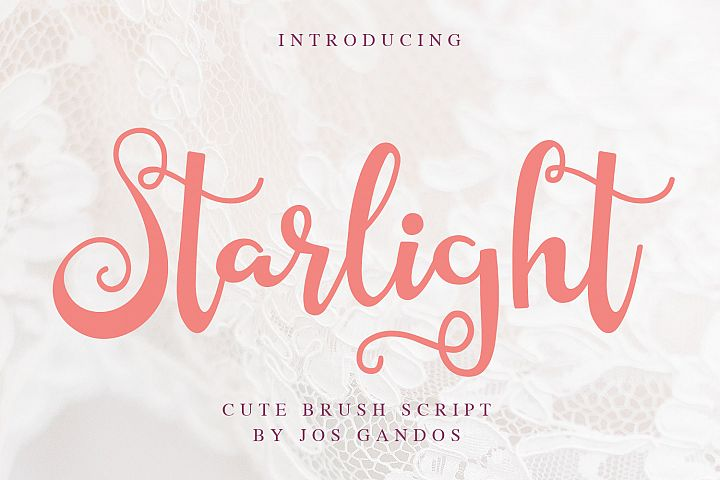 Starlight Script Style