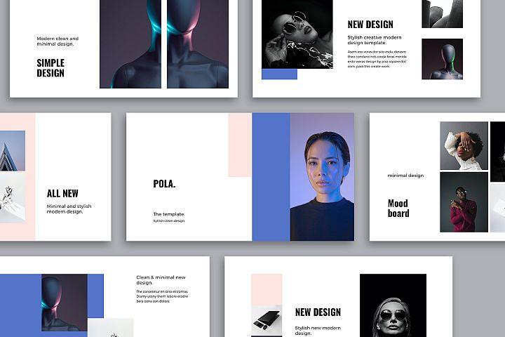 POLA - Powerpoint Design Template