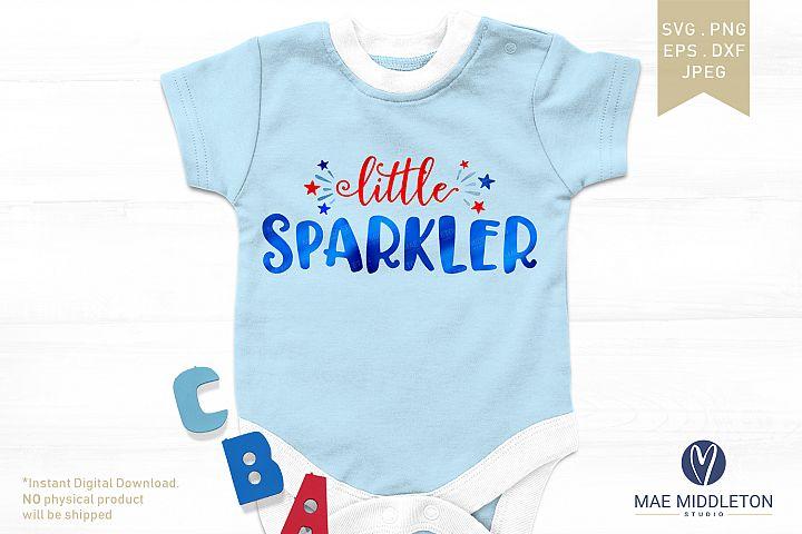 Little Sparkler svg, cut file
