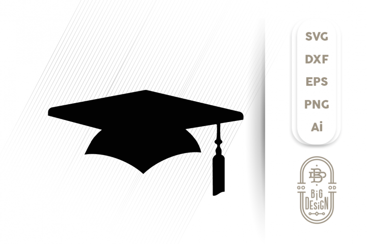 Graduation Cap SVG - graduation 2020 SVG, Senior Diploma svg