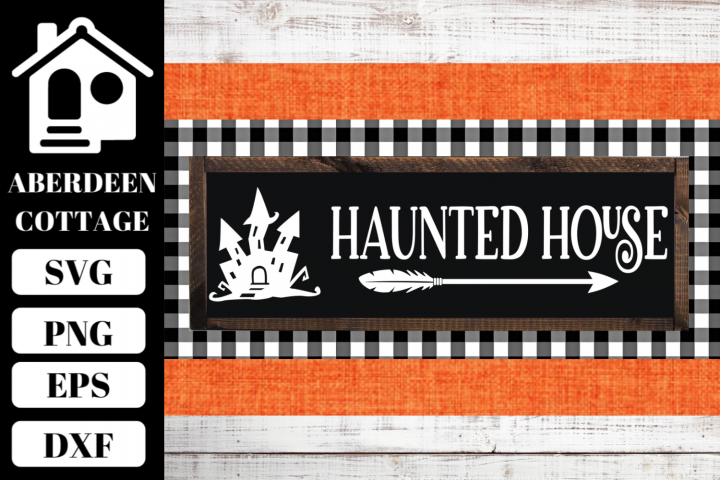 Haunted House 2 SVG