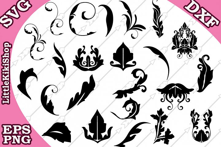 Flourish Svg,Doodles Svg,Swirls Svg,Flourish cut file