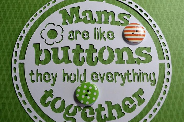 MAMS are like buttons they hold everything together