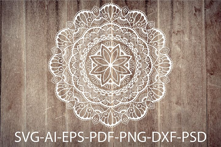 Mandala svg file | Mandala Art