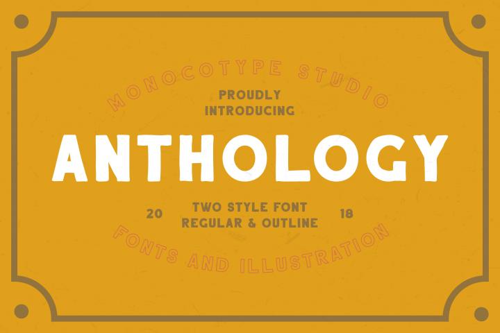 Anthology - Two Style & Vector Bonus