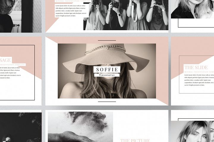 Soffie Powerpoint Template