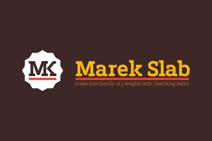 Marek Slab