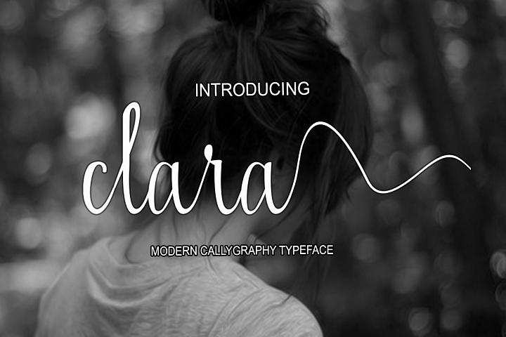 Clara script