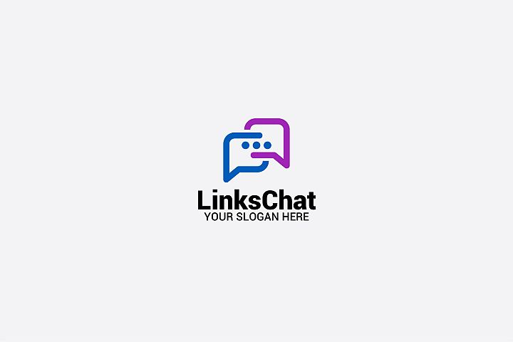 Links Chat Logo