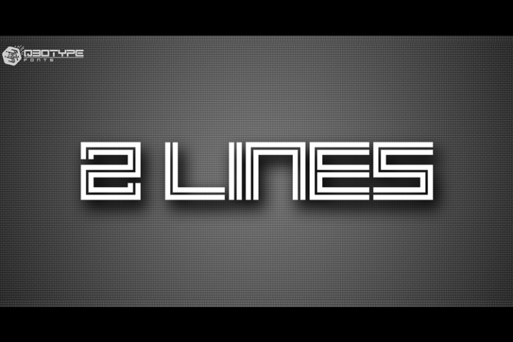 2 Lines