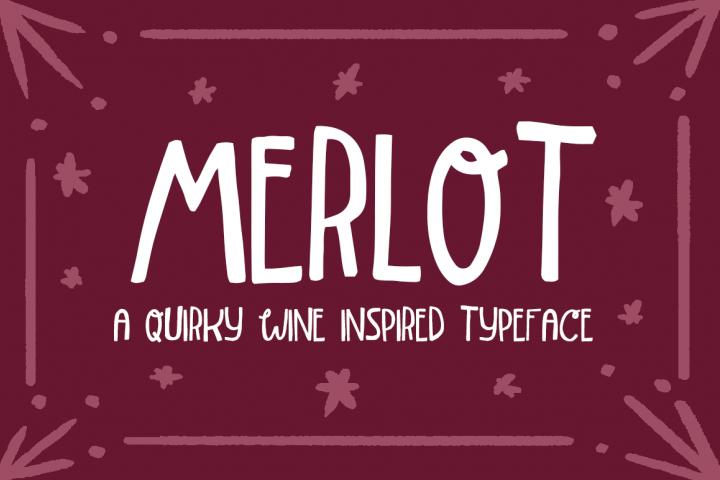 Merlot Font