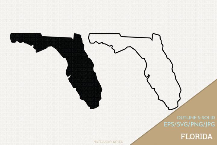 Florida Vector / Clip Art