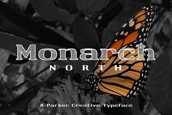 Monarch North Slab Serif