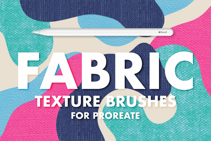 FABRIC BRUSHES FOR PROCREATE