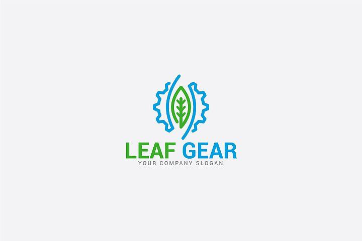 LEAF GEAR LOGO