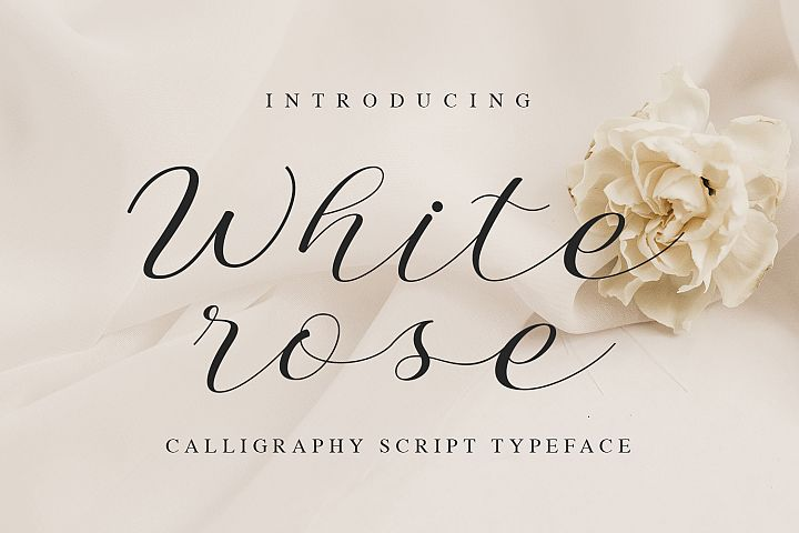 White Rose example image 1