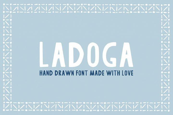 Ladoga Font