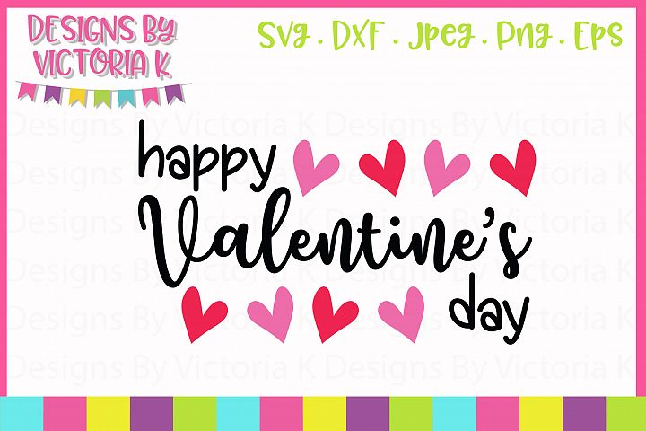 Free Valentine's Day SVG Cut Files
