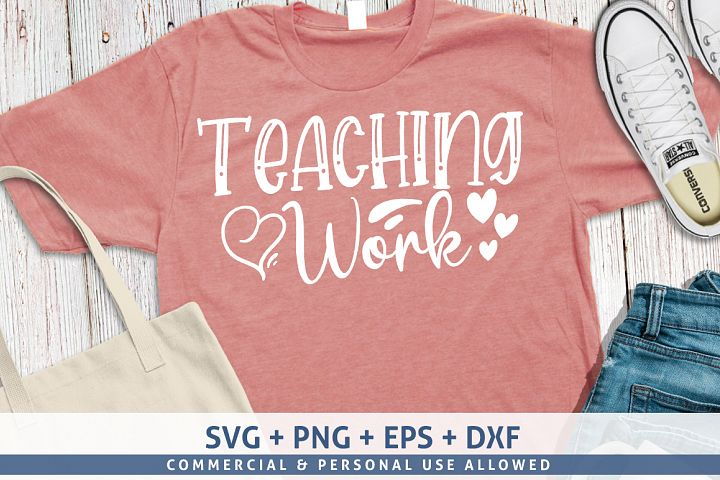 TEACHING work1svg design