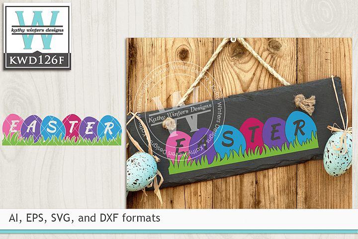 Easter SVG - Easter Eggs