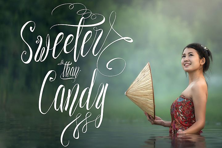 Sweeter than Candy Script