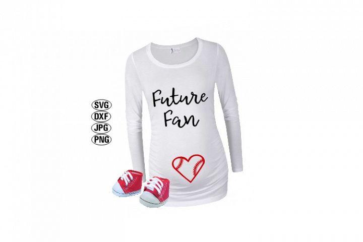 Future Fan Svg, Baseball Fan Svg, Baseball Svg, Softball Svg