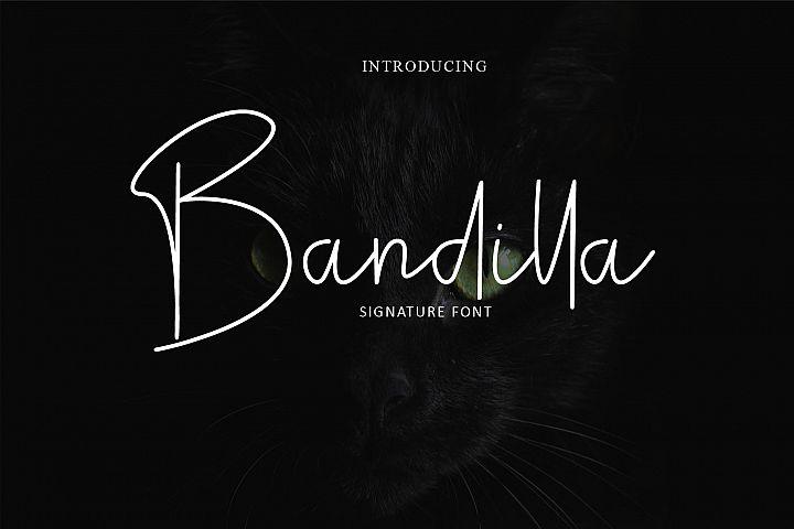Bandilla