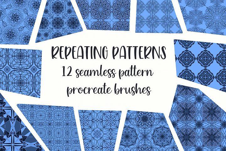 Procreate Brush Pattern