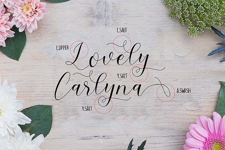 Lovely Carlyna example image 2