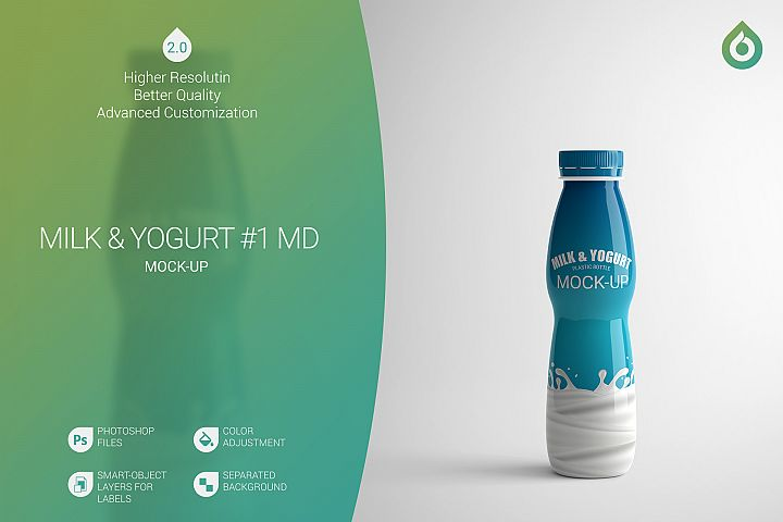 Milk & Yogurt MD Mock-Up #1 V2.0