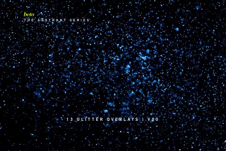 Glitter Overlays V10